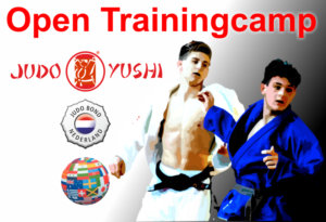 Judo Yushi Trainingcamp - Judo Yushi trainingsstage