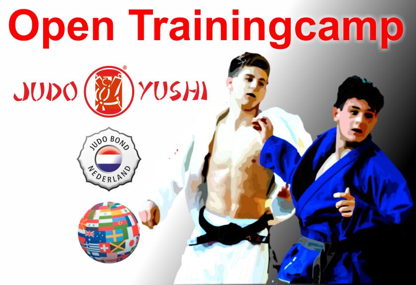 Judo Yushi Trainingcamp - Judo Yushi trainingsstage
