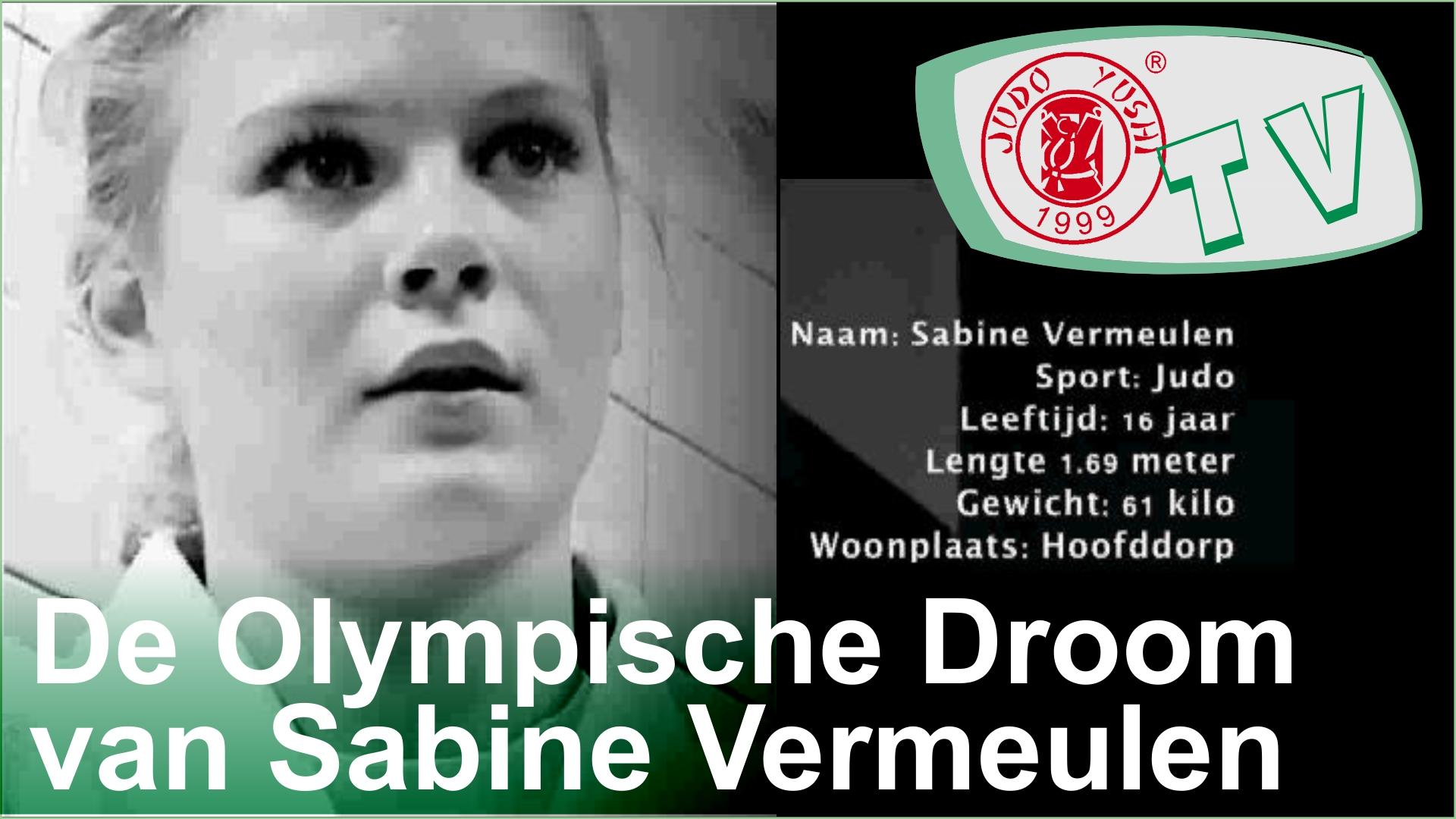 De Olympische droom van Sabine Vermeulen