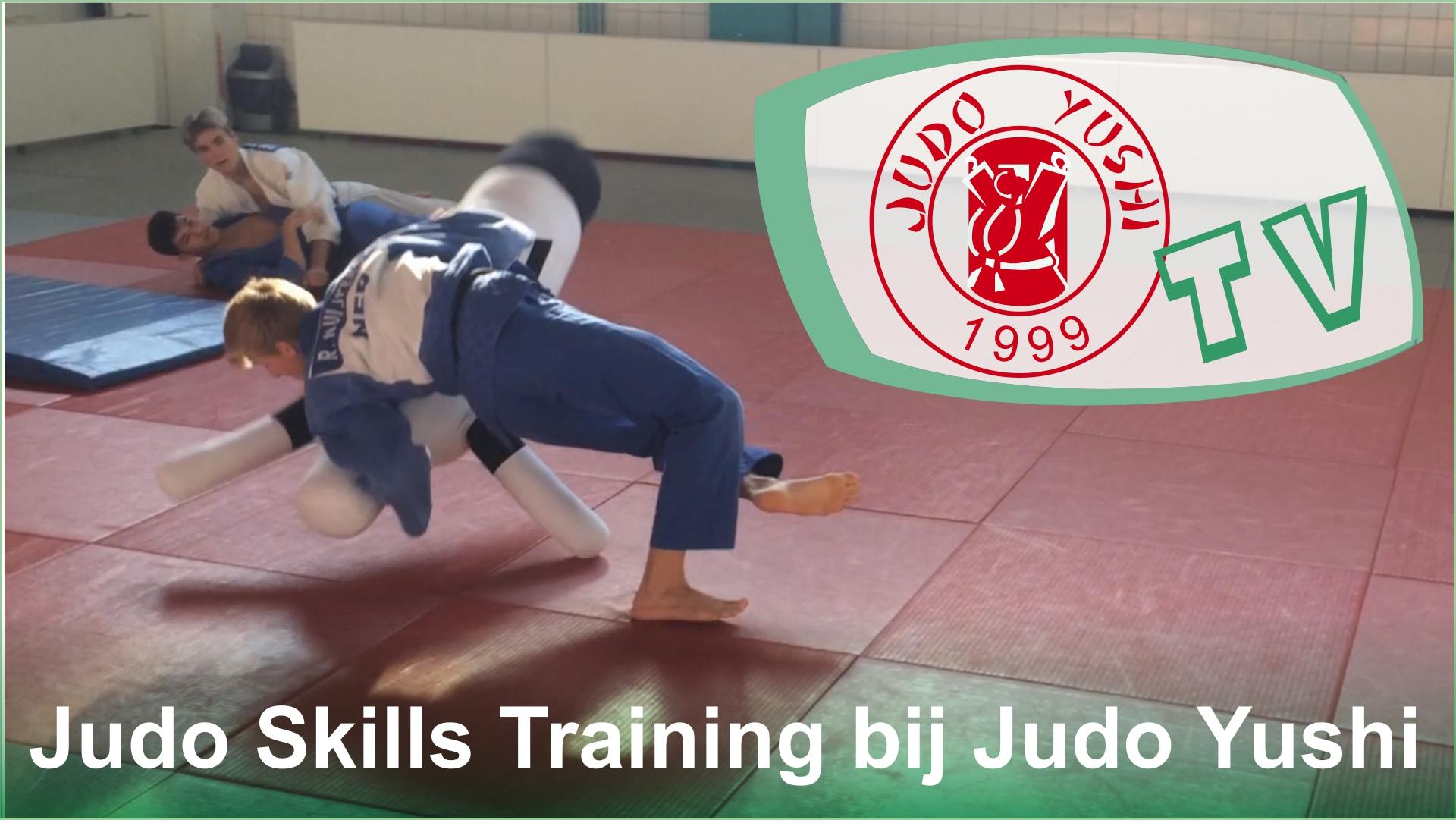 JUDO SKILLS TRAINING