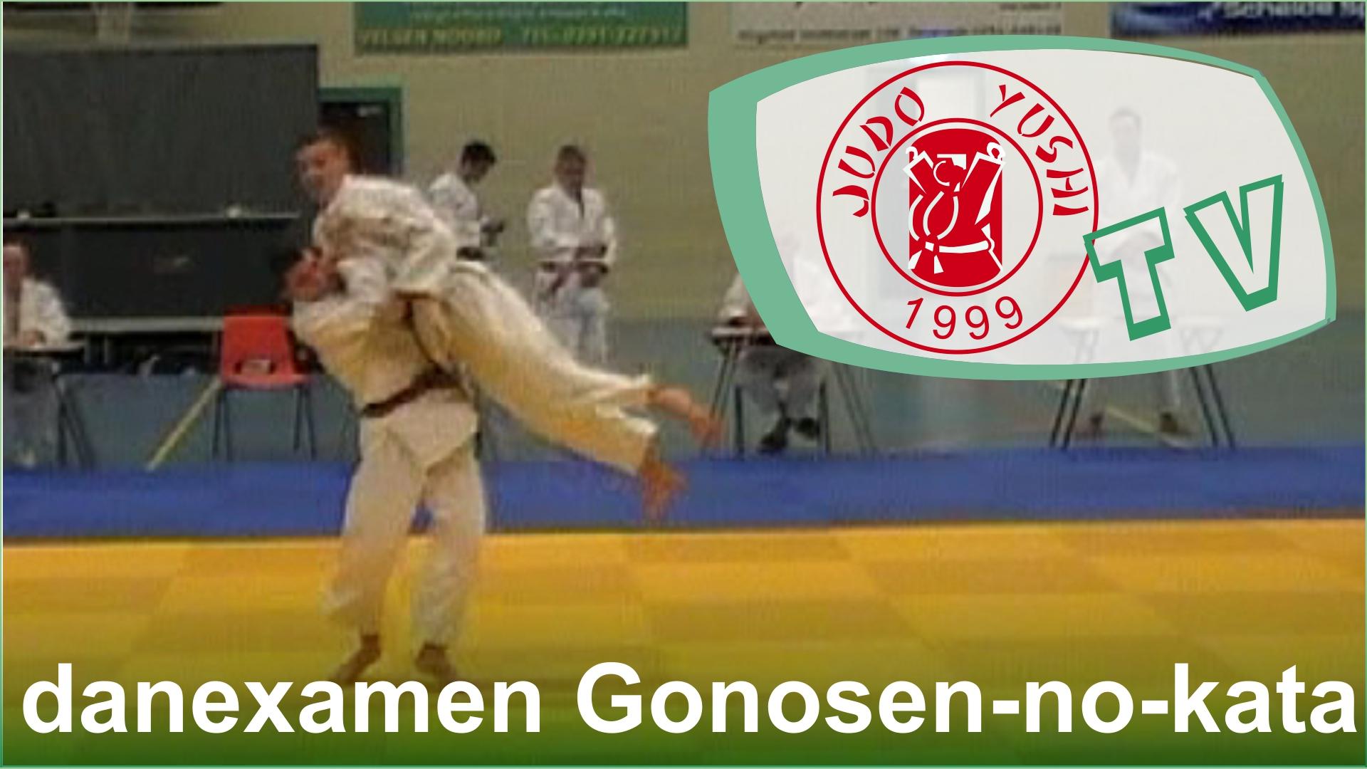 Kevin Snijders Judo Yushi gonosen-no-kata
