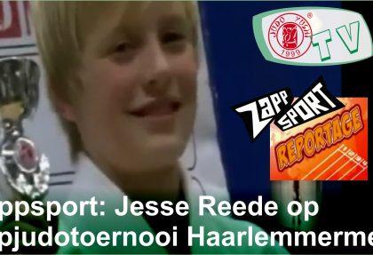 Jesse Reede op Topjudotoernooi Haarlemmermeer