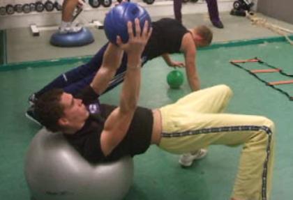 Vrije Fitness en Cardio