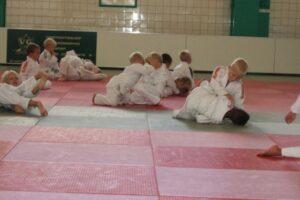 Kleuterjudo bij Judo Yushi, spelenderwijs judo leren
