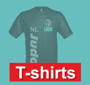 Judo T-shirts