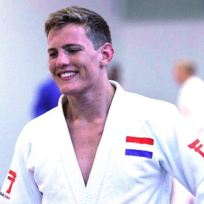 Judo Yushi heroes: Twan van der Werff