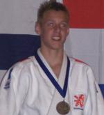 Judo Yushi Sander van der Burgh Koninkrijksspelen