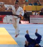 Judo Yushi Twan van der Werff European Cup Berlin