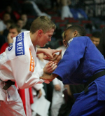 Judo Yushi Twan van der Werff finale Bremen Masters