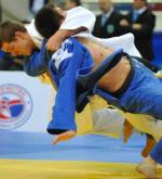 Judo Yushi result European Cup 2014 Sint Petersburg Biko Vos 3e