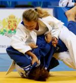 Judo Yushi European Championships Ilse Buren