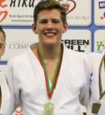 Judo Yushi European Cup Coimbra Twan van der Werff