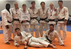 Judo Yushi NK Judo mixteams 3e Hoofdklasse