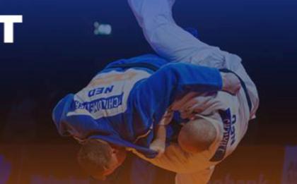 Judo Yushi judoka's geplaatst op NKT voor NK Judo
