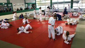 Judo Yushi en Differdange ne-waza