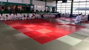 Judo Yushi en Differdange opening
