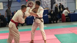 Judo Yushi national challenge de Troyes 2018 Christopher Groot