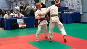 Judo Yushi national challenge de Troyes 2018 Luca Needham