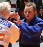 Judo Yushi judoka Ilse Buren NK dames 2018 finale