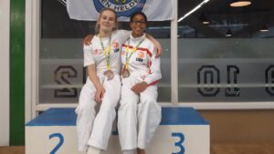 Open Helderse -Judo Yushi Estrella en Maira