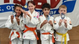 Waterlandtoernooi 2018 Judo Yushi 1