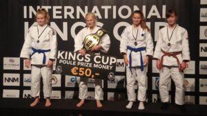 Judo Yushi Lieke van Lierop 3e Kings Cup 2018