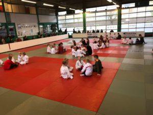 Judo Yushi Miniteams 2018 kennismaken met de teambegeleider