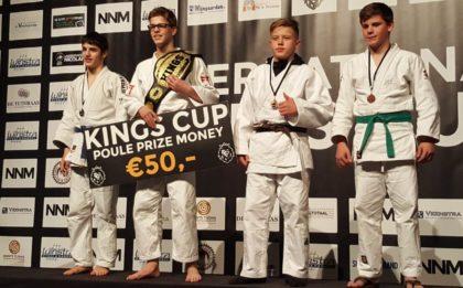 Judo Yushi Tom Duivenvoorden 1e Kings Cup 2018