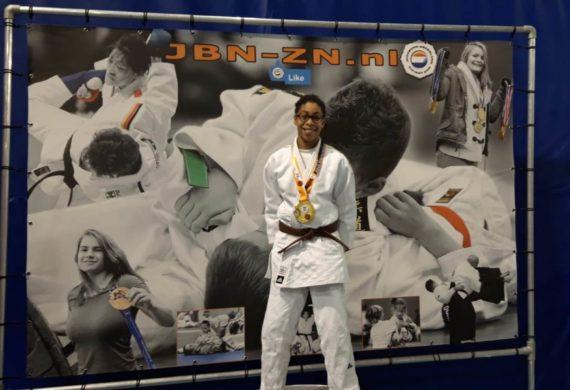 Judo Yushi - Maira Medema kampioen Dutch Open