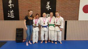 Hikari meisjestoernooi jeugd -15 jaar Judo Yushi