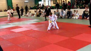 Judo Yushi - regio kampioenschappen Pup A 2019 wedstrijd