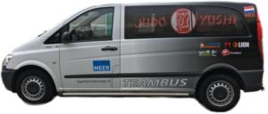 Judo Yushi Teambus