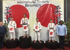 Masters Bremen 2019 Max podium