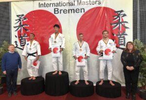 Masters Bremen 2019 Raynaldo podium