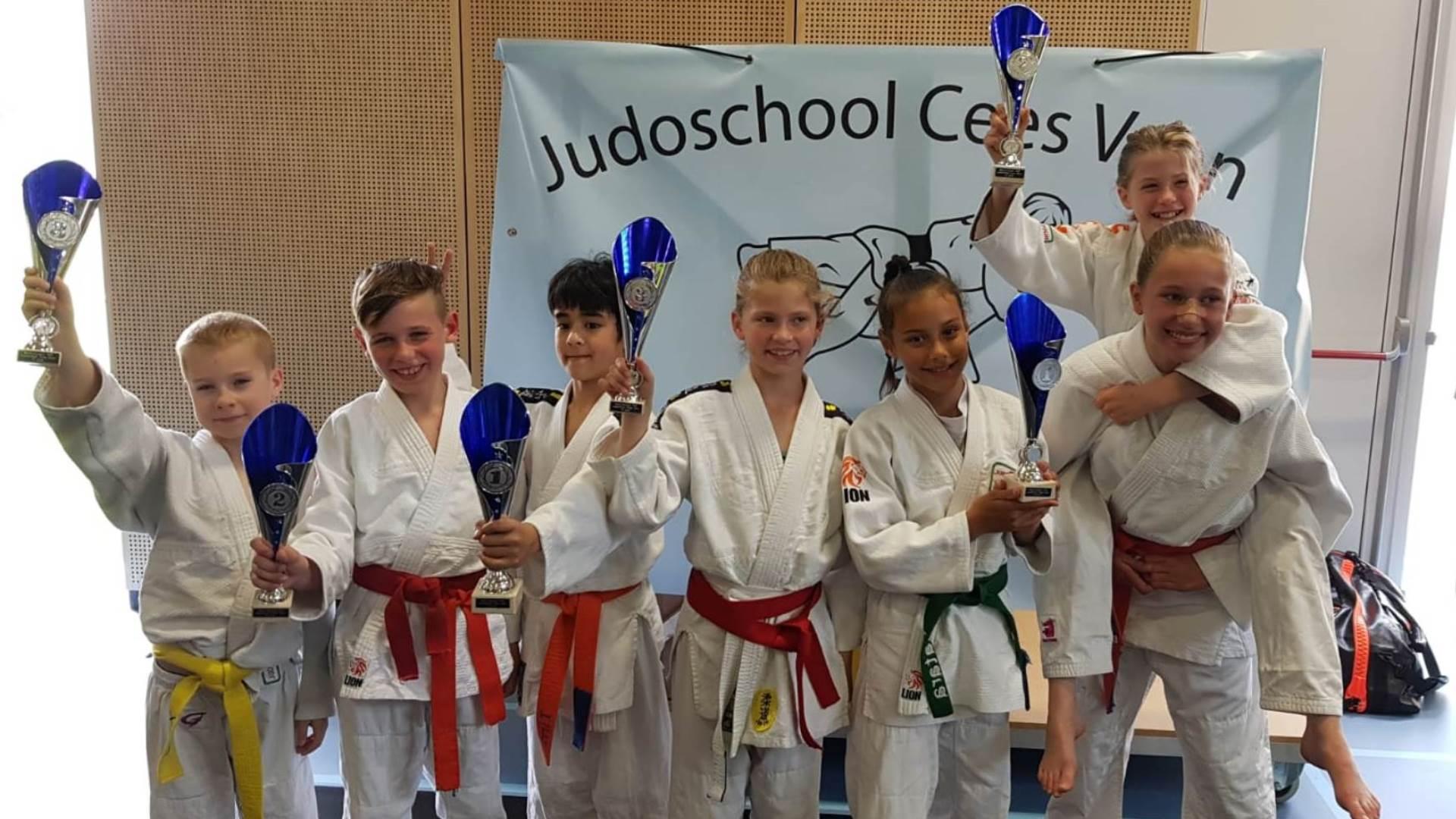 Judo Yushi GOEDE PRESTATIES OP TOERNOOI HOOGLAND Op het
