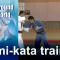 Kumi-kata trainen