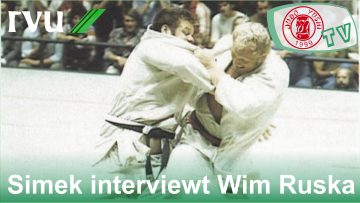Judo Yushi TV Simek interviewt Ruska