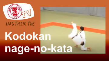 Judo Yushi TV instructie – Kodokan officiele uitvoering nage-no-kata