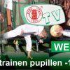 Judo Thuis trainen u10 u12 oefeningen week 2