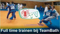 Judo Yushi full time trainingweek at Team Bath