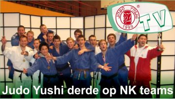 Judo Yushi third on National Championships teams 2007