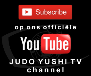 subscribe Judo Yushi TV op youtube