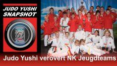 Judo Yushi SNAPSHOT Judo Yushi verovert NK Jeugdteams