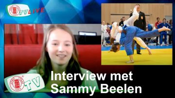 Live interview sammy beelen