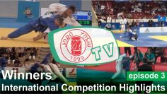 Winners aflevering 3 International Competition Highlights