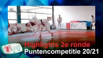 Highlights Puntencompetitie 2020-2021 dag 2