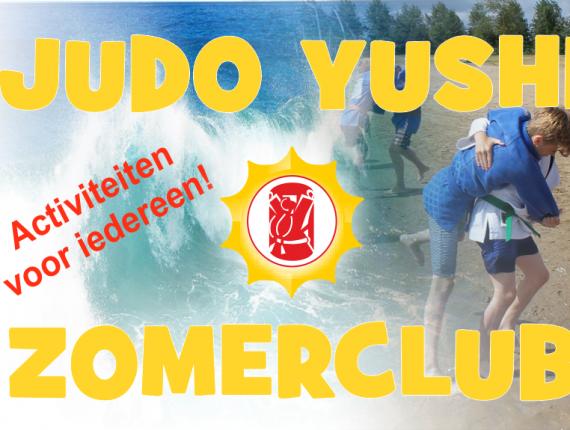 Judo Yushi Zomerclub