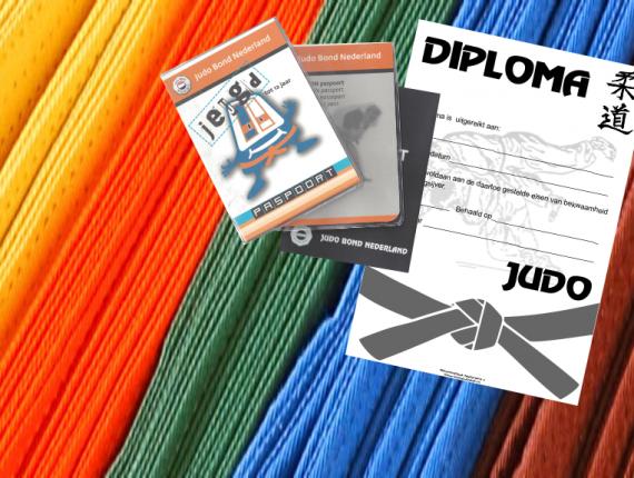 Judo Yushi judo examens