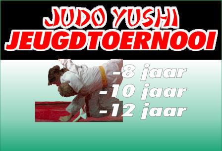Judo Yushi Jeugdtoernooi