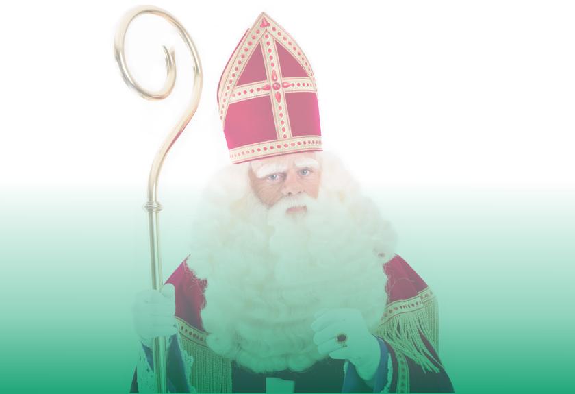 Pakjesavond en Sinterklaas